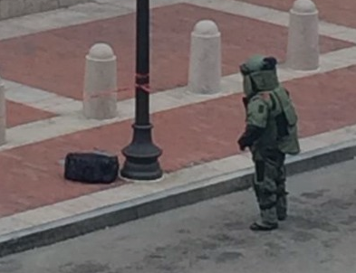 Suspicious Package Response:  Know the Basics
